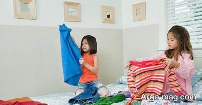 نحوه آموزش نظم به کودکان
