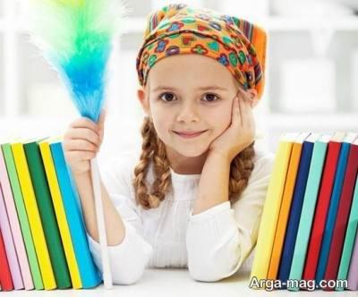 آموزش نظم در زندگی به کودکان