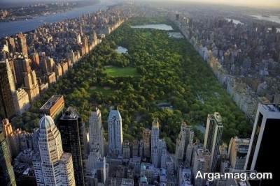 مناطق مهم نیویورک