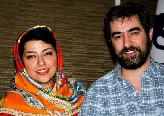 عکس جدید شهاب حسینی با پسرش
