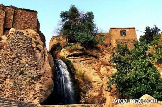 مناطق تاریخی سمیرم