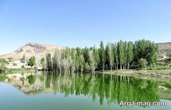 دریاچه سمیرم اصفهان