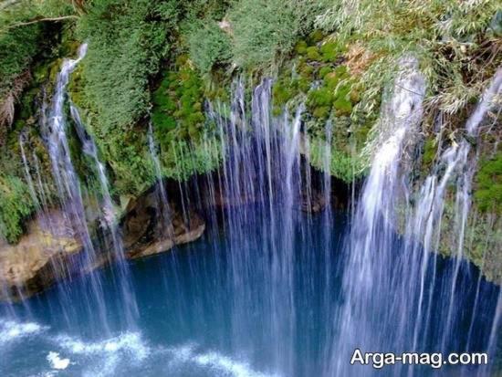آبشار مرتفع سمیرم