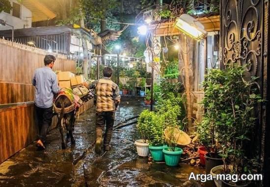 مکان های دیدنی در شمال تهران