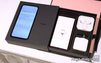 گوشی هوشمند ویوو نکس دوال دیسپلی