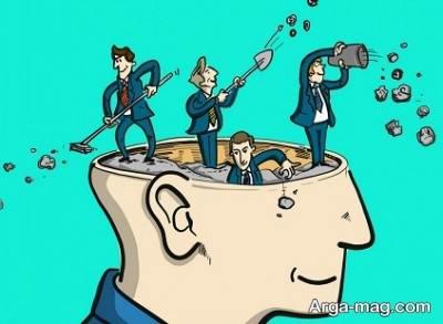 خالی کردن مغز و ذهن