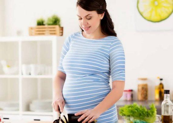 بادمجان در بارداری