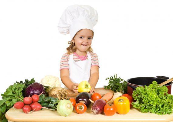 تغذیه کودک 4 ساله