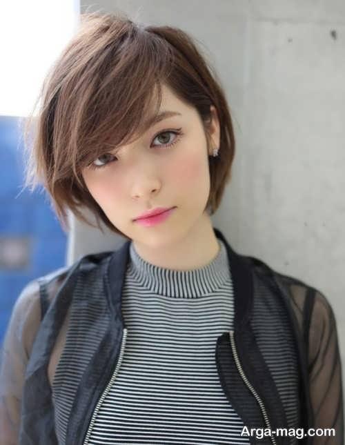 مدل کوتاهی موی دخترانه