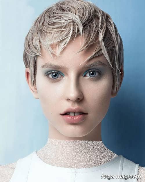 مدل موی زیبا و جدید دخترانه