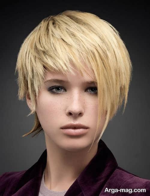 مدل موی زیبا و شیک دخترانه