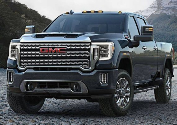 وانت GMC Sierra HD