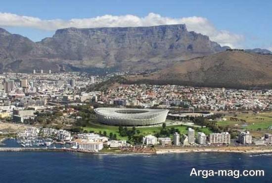 آفریقا و مکان های دیدنی آفریقا