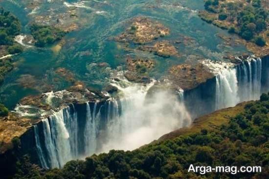مناطق دیدنی آفریقا