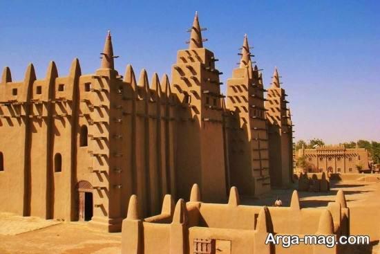 مکان های دیدنی نادر آفریقا