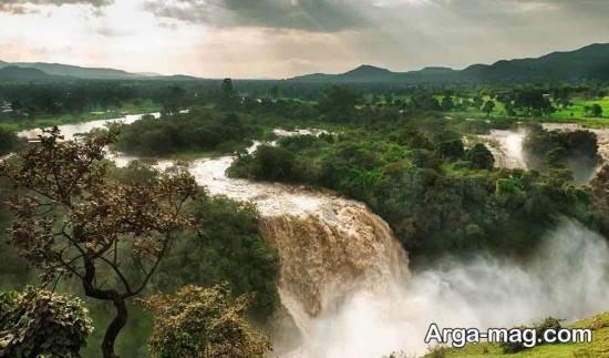 مکان های توریستی آفریقا