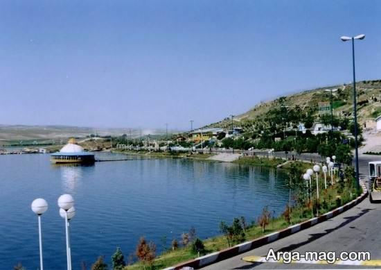 مکان های گردشگری اردبیل