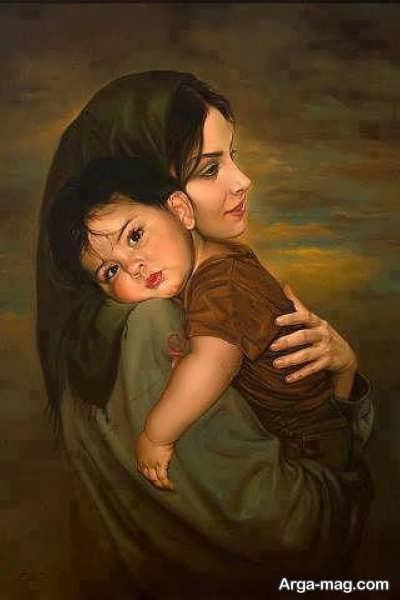 شعر در مورد مادر