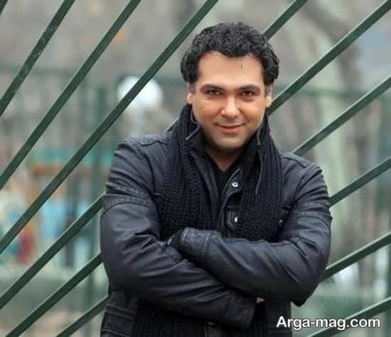 عکس کوروش تهامی بازیگر ایرانی
