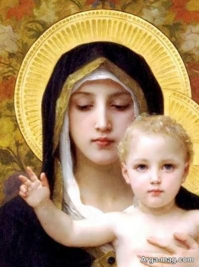 توضیح زندگی نامه حضرت مریم و چگونگی باردار شدنش