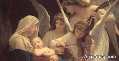 توضیح نحوه زندگی حضرت مریم به صورت خلاصه