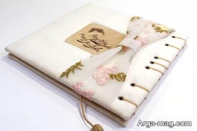 دفتر خاطرات به عنوان کادوی تولد