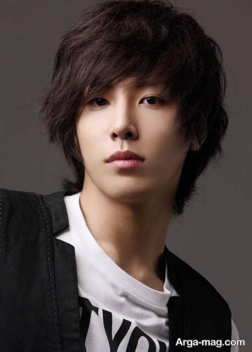 مدل مو پسرانه کره ای