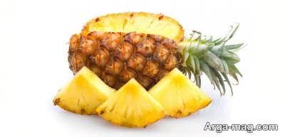 درمان محل کبودی با میوه ها