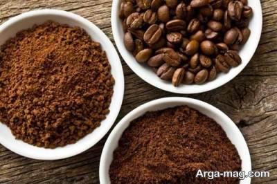 ترکیب کاکائو و قهوه برای ساخت ماسک کاکائو