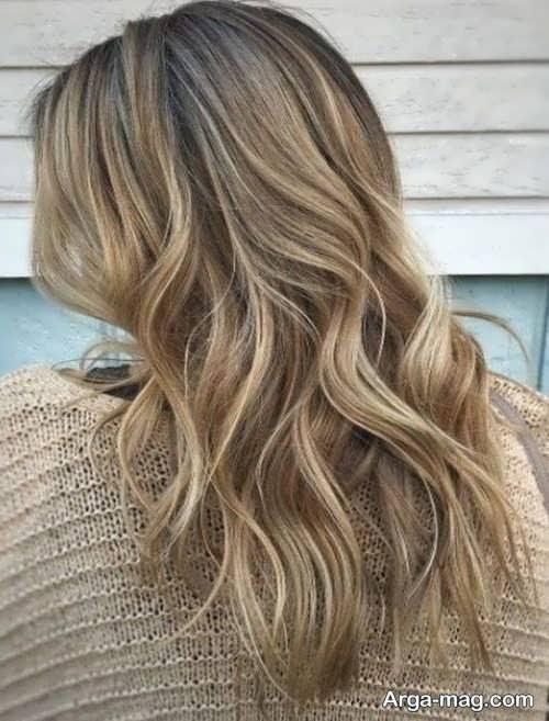 رنگ موی رنگ روشن