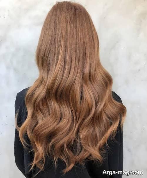رنگ مو در سال 2019