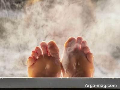 دوش آب داغ سریع ترین روش رهایی از گرفتگی عضلات