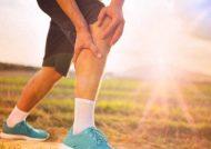 راه های گوناگون درمان گرفتگی عضلات پا