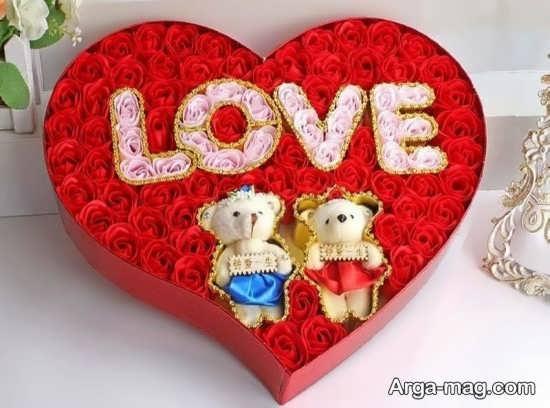 خلاقیت جدید برای روز عشق