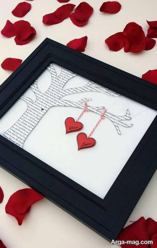 تصاویری از خلاقیت روز عشق