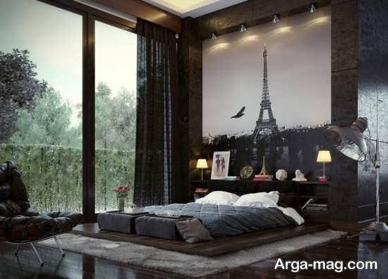 تصاویر دیزاین اتاق خواب پسرانه