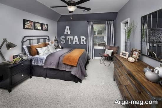 جدیدترین دیزاین اتاق خواب پسرانه
