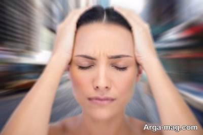 علائم سرگیجه و نحوه درمان ان