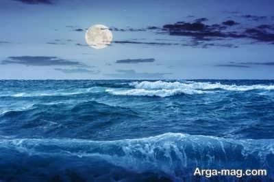 فاصله زمین با ماه