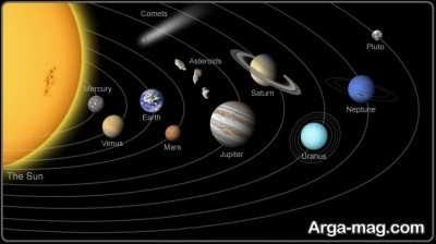 فاصله تقریبی زمین تا ماه