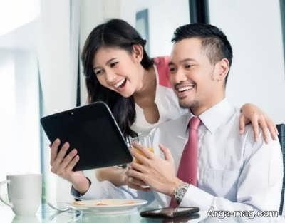 رابطه عاطفی با همکار
