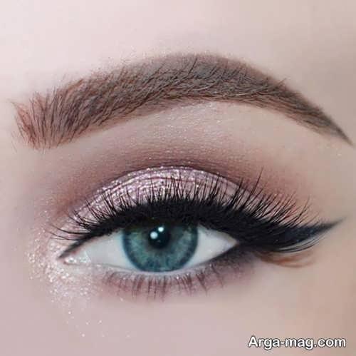 سایه چشم براق و زیبا