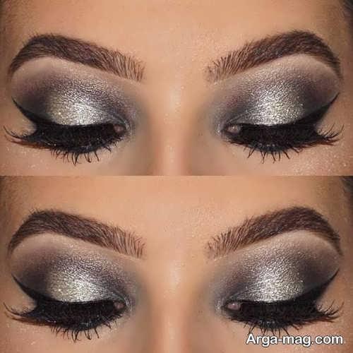 سایه چشم خاکستری