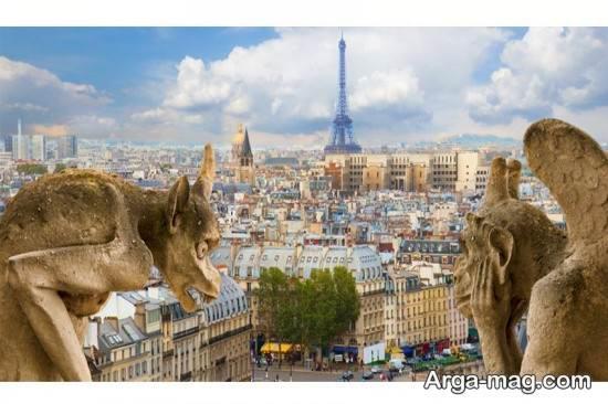 مکان های دیدنی جذاب فرانسه