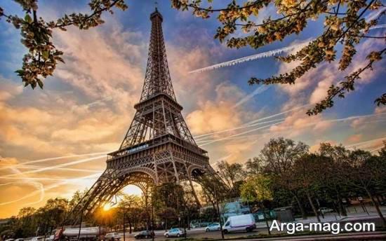چشم انداز دیدنی فرانسه
