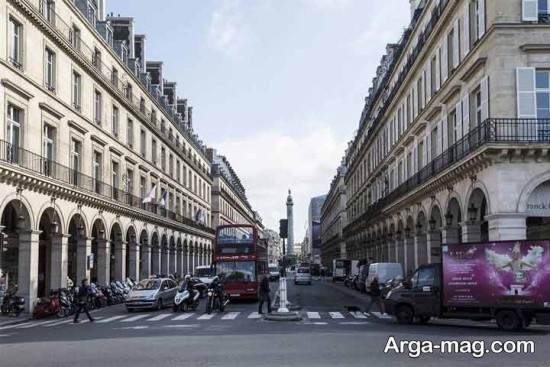 ساختمان دیدنی فرانسه