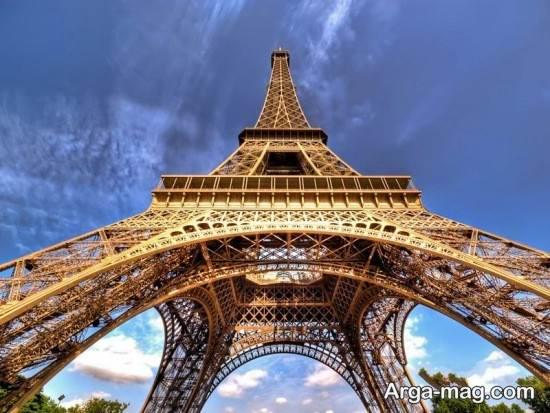 جاذبه ها و مکان های دیدنی فرانسه