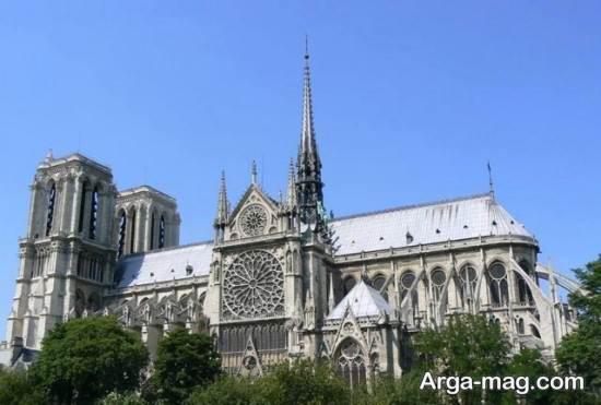 نمایی از کشور فرانسه