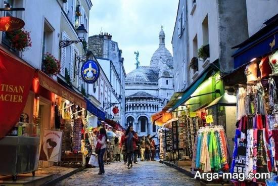 مکان های دیدنی فرانسه برای گردشگران