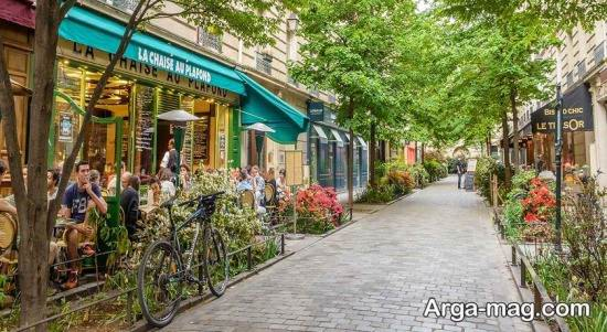 مکان های دیدنی قدیمی فرانسه